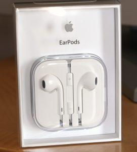EarPods iphone