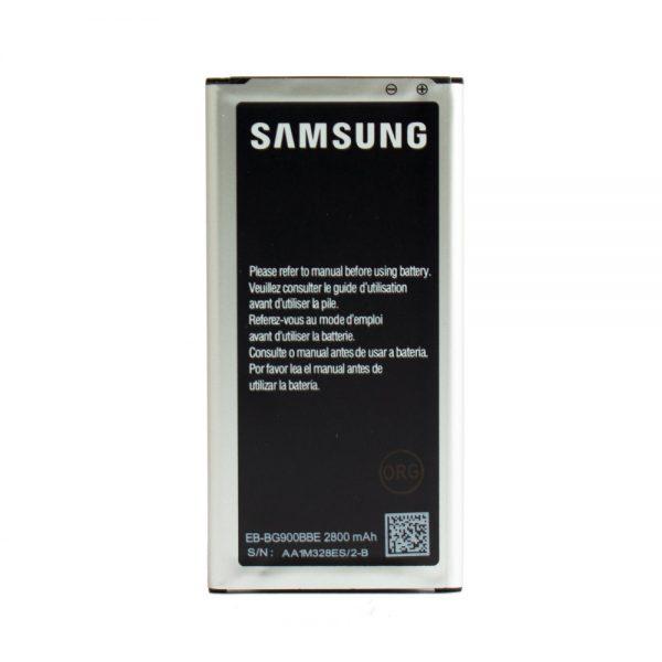 باتری اورجینال سامسونگ Galaxy S5 G900 با ظرفیت 2800mAh