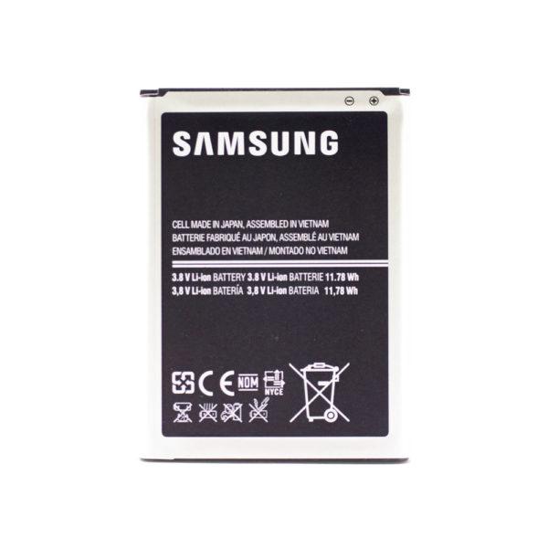 باتری اورجینال سامسونگ Galaxy Note2 با ظرفیت 3100mAh