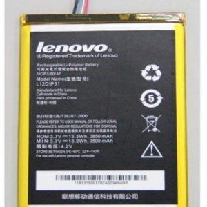 باتری اورجینال لنوو A3000 با ظرفیت 3500mAh