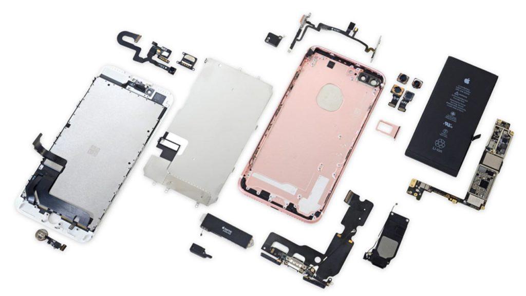 قطعات و سخت افزارهای تلفن همراه چه چیزهایی هستند