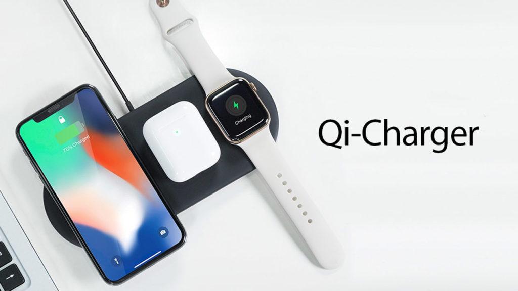 همه چیز در مورد قابلیت های شارژ بی سیم Qi