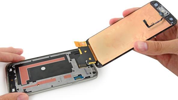 آموزش تعمیر صفحه نمایش Samsung Galaxy S5