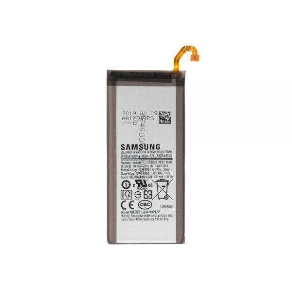 باتری اورجینال سامسونگ Galaxy A600 با ظرفیت 3000mAh
