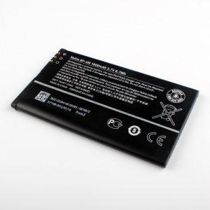 باطری اورجینال Nokia Lumia 810 با ظرفیت 1800mAh