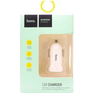 شارژر فندکی بدون کابل Hoco مدل Z2
