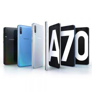 گوشی سامسونگ A70 ظرفیت 128گیگابایت