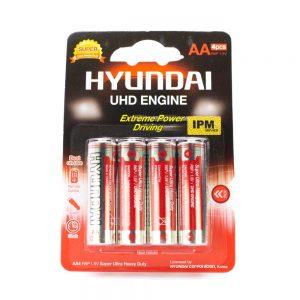 باتری قلمی چهارتایی UHD ENGINE HYUNDAI