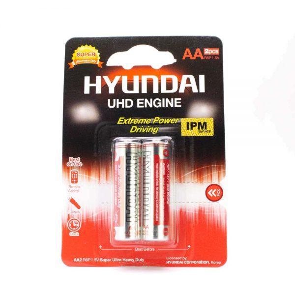 باتری قلمی HYUNDAI مدل UHD ENGINE