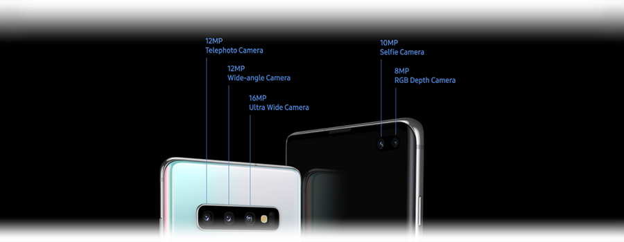 گوشی سامسونگ+Samsung Galaxy S10