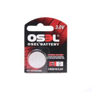 باتری سکه ای osel مدل CR2016