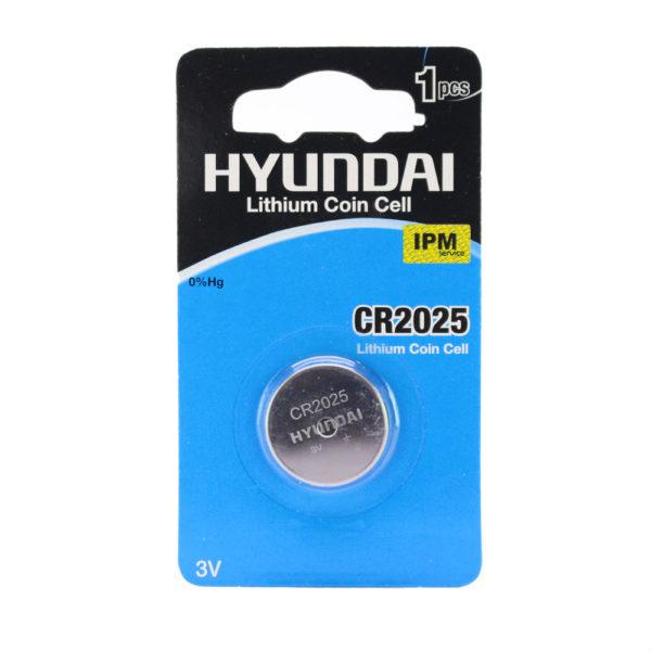 باتری سکه ای هیوندای مدل CR2025