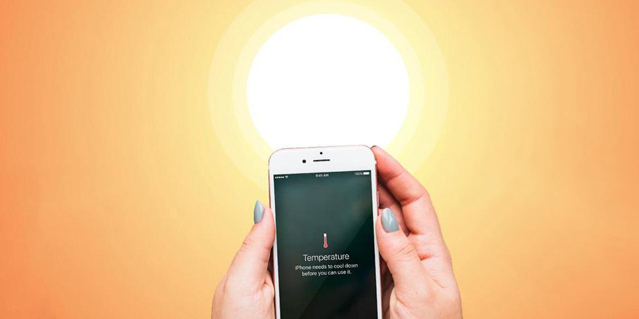15 دلیل داغ شدن گوشی موبایل که شما از آن بی خبرید