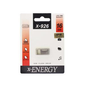 فلش مموری ایکس انرژی مدل X_926 ظرفیت 16 گیگابایت