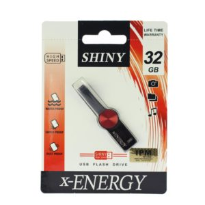 فلش ایکس انرژی مدل Shiny با ظرفیت32 گیگابایت
