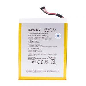 باتری اورجینال آلکاتل مدل TLP032cc