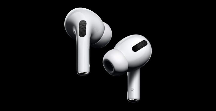 کالبدشکافی ایرپاد پرو اپل Airpods Pro teardown