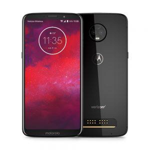 گوشی موبایل موتو زد 3 موتورولا Motorola Moto Z3