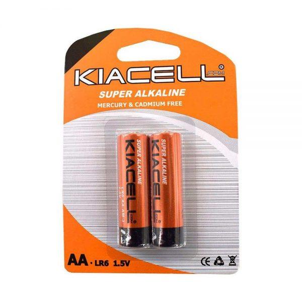باتری قلمی سوپر آلکالاین Kiacell مدل LR6