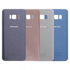 درب پشت گوشی سامسونگ گلکسی +Galaxy S8
