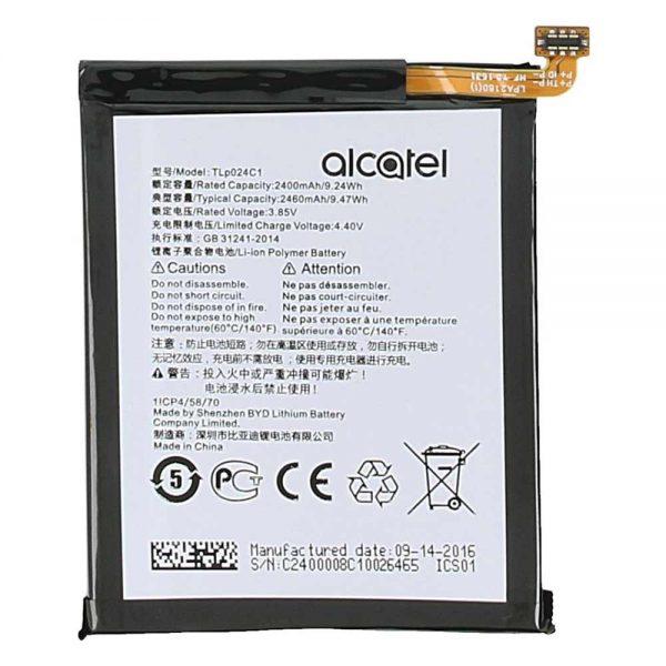 باتری اصلی آلکاتل Alcatel A3 OT-5046D