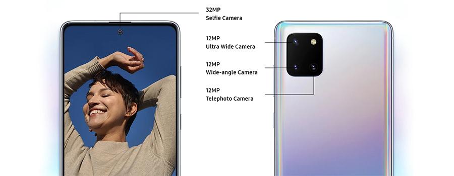گوشی سامسونگ نوت 10 لایت Samsung Galaxy Note 10 lite