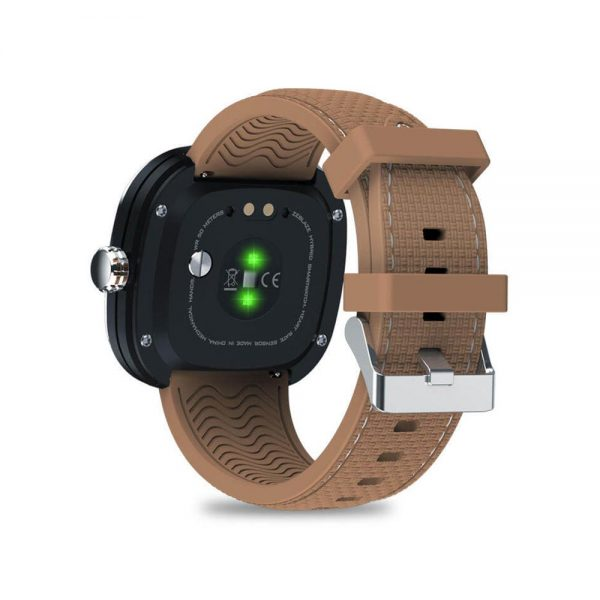 مشخصات فیزیکی ساعت هوشمند زبلاز Hybrid 2