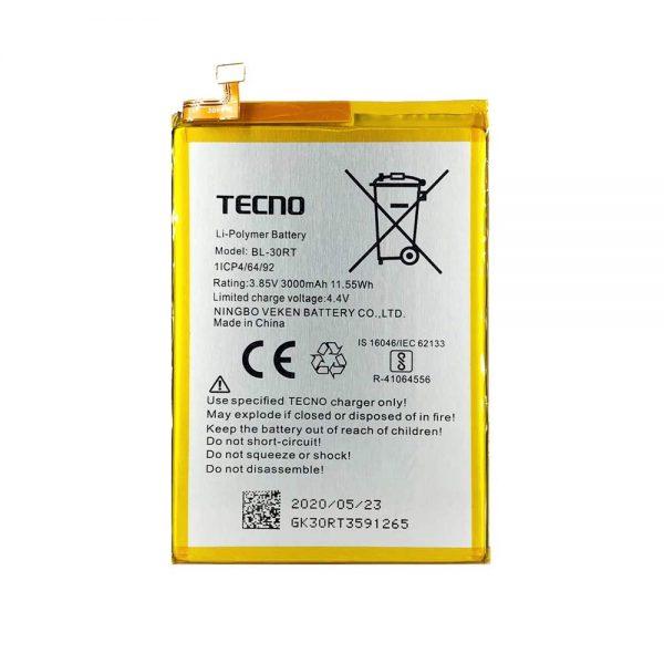 خرید باتری تکنو Tecno W5