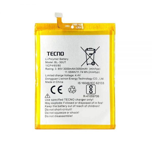 خرید باتری تکنو i3 Pro