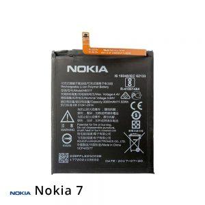 خرید باتری نوکیا Nokia 7