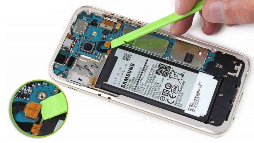 آیا باتری گوشی سامسونگ قابل تعویض است؟