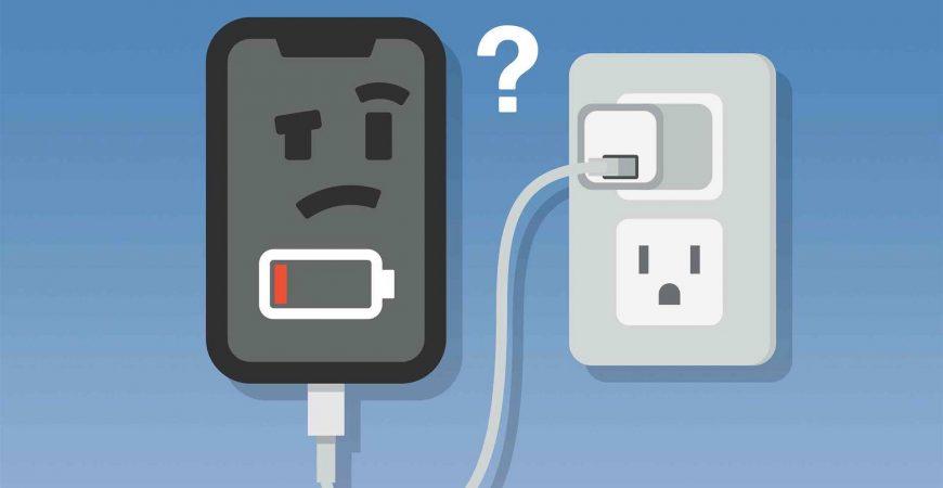 از کجا بفهمیم باتری آیفون خراب است؟