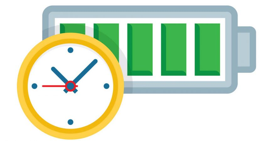 باتری موبایل چند ساعت شارژ نگه می دارد؟