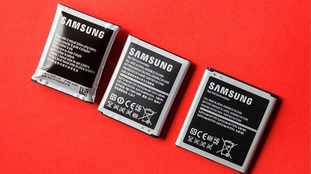 چرا باتری گوشی سامسونگ باد می کند؟